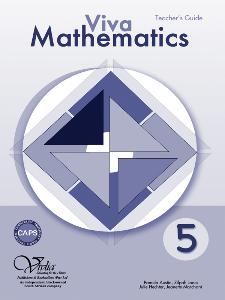 Viva Mathematics Grade 5 Teacher's Guide