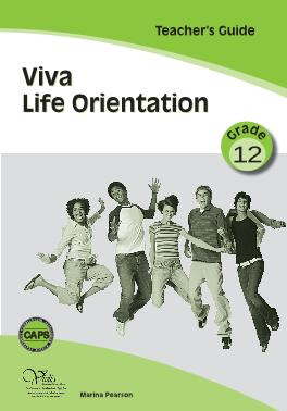 Viva Life Orientation Grade 12 Teacher's Guide