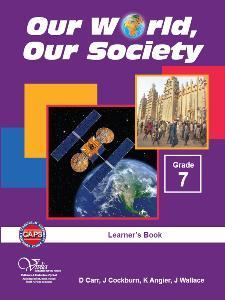 Our World Our Society Grade 7 Learner's Book