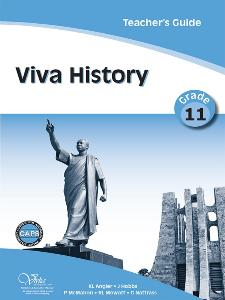 Viva History Grade 11 Teacher's Guide